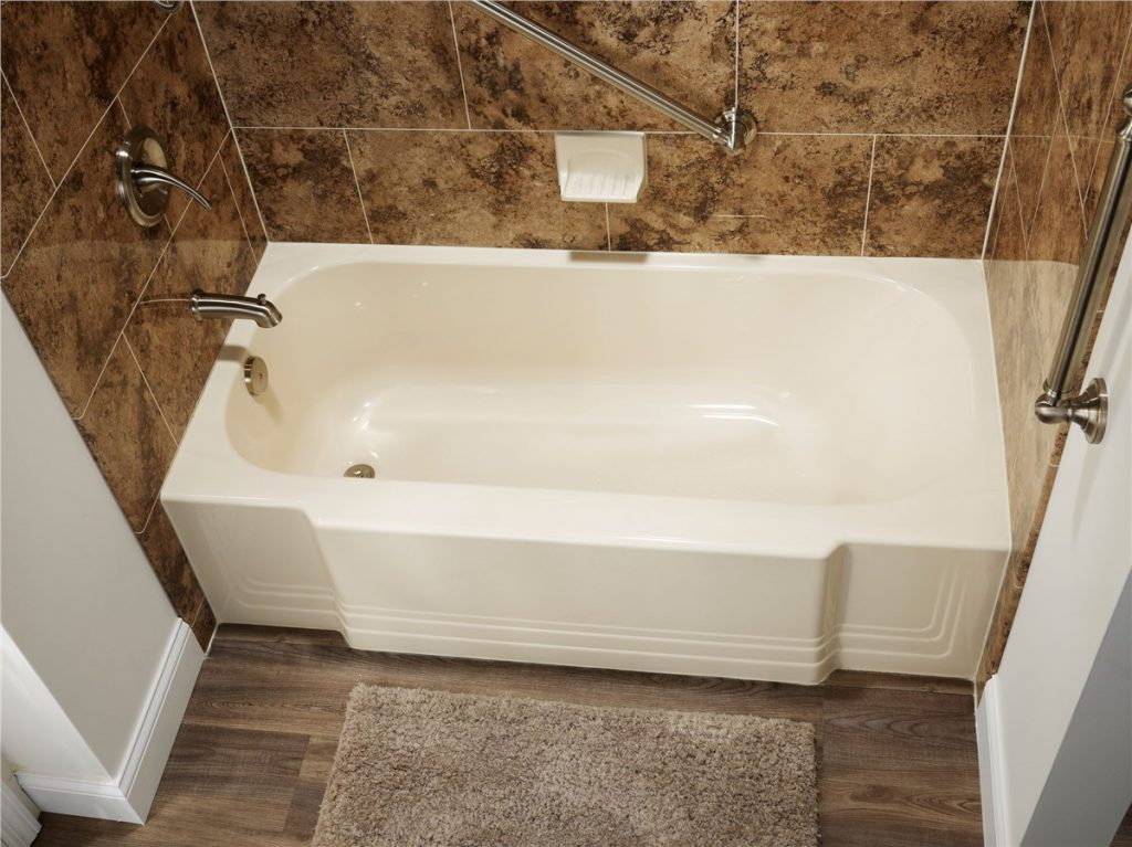 San Antonio replace bathtub